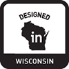 Designed in Wisconsin