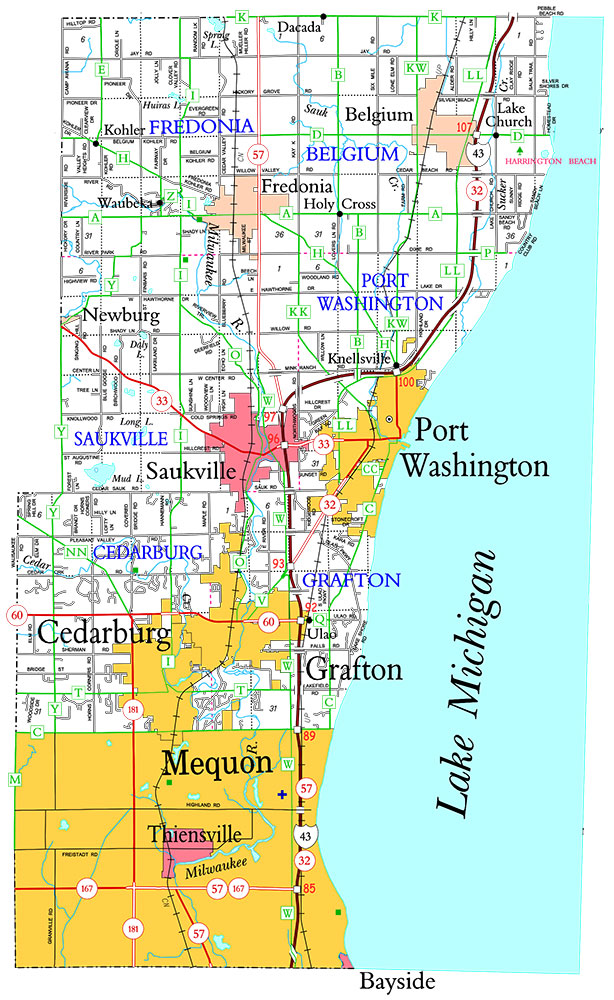 Ozaukee County Wisconsin Demographics on map of shorewood, map of greendale, map of wausau, map of menomonee falls, map of lake geneva, map of superior, map of pewaukee, map of elm grove, map of belgium, map of mukwonago, map of fox point, map of eau claire,